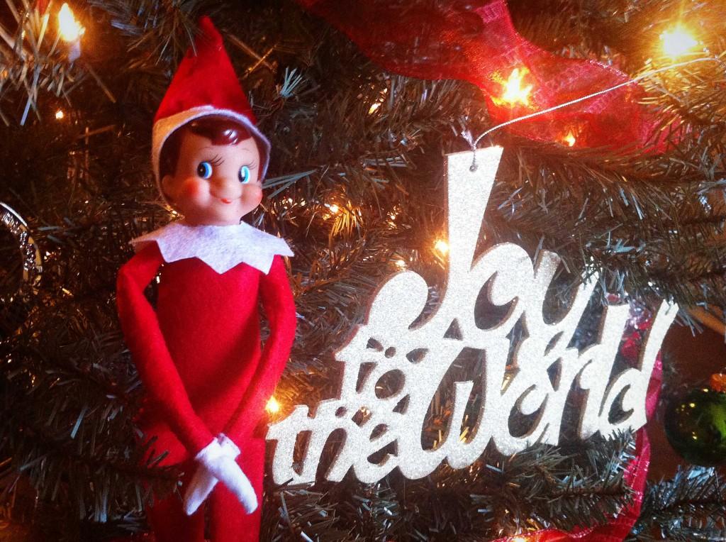 Elf on the shelf part 2 - Christmas elf on the shelf wallpaper ...