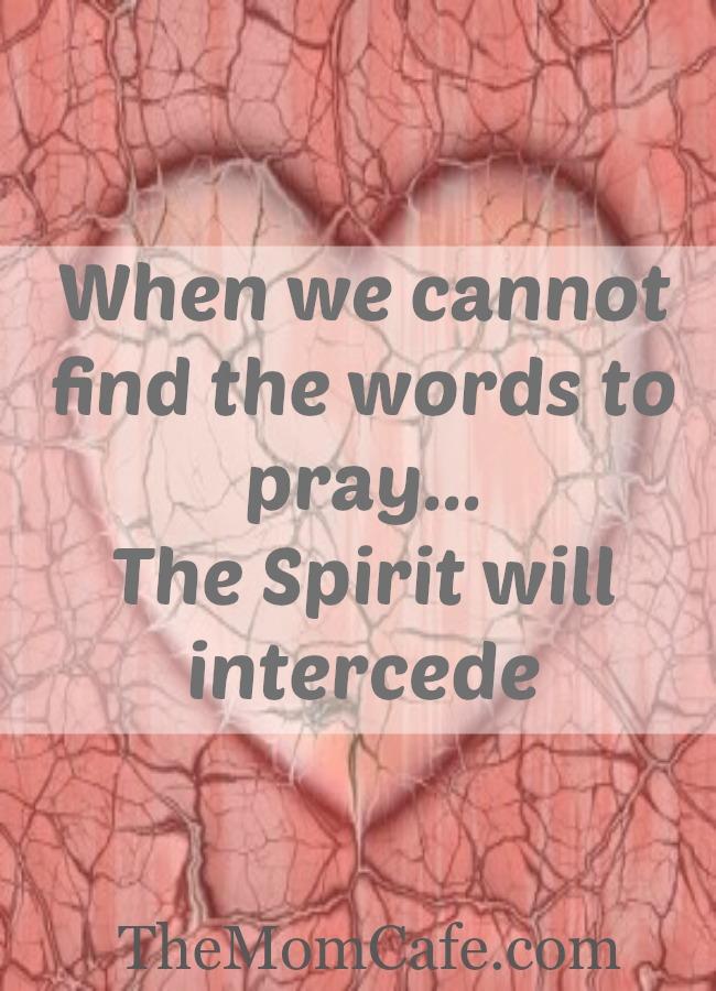 Wordless Groans Romans 8:26-27