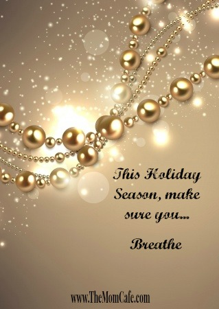 Devotional Diary Breathe Through The Holiday
