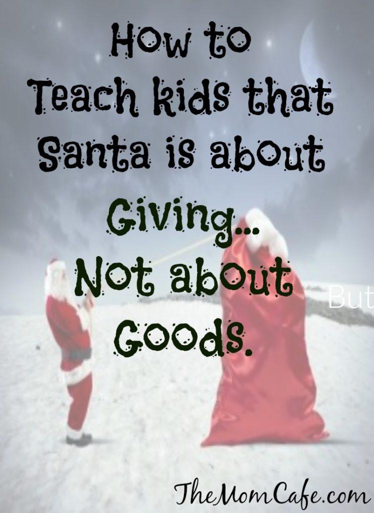 Santa Is Mindful Too…