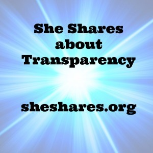 Transparency-