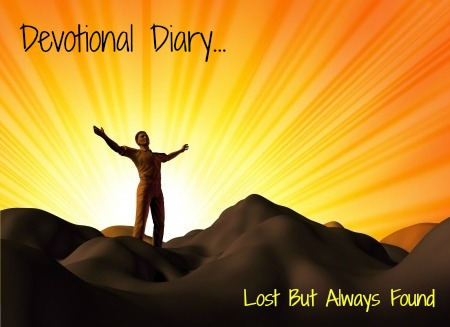 Devotional Diary Lost But Always Found