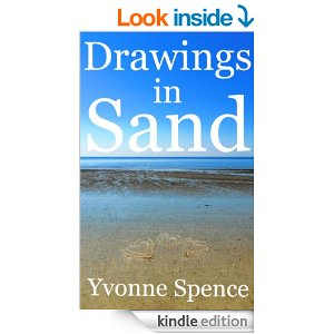I Welcome Yvonne, Proud Author of Drawings in Sand