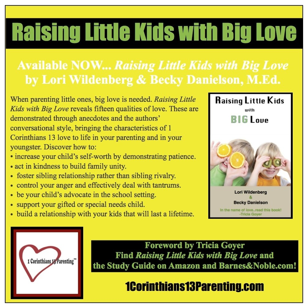 """Raising Little Kids with Big Love """