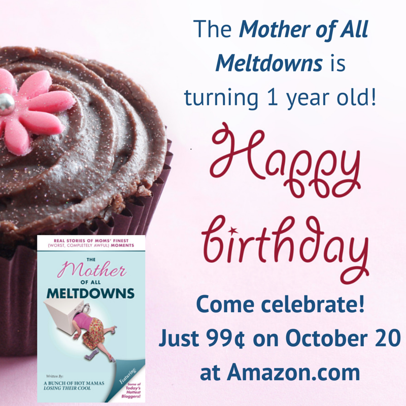 The Mother of all Meltdowns for 99 cents Today!