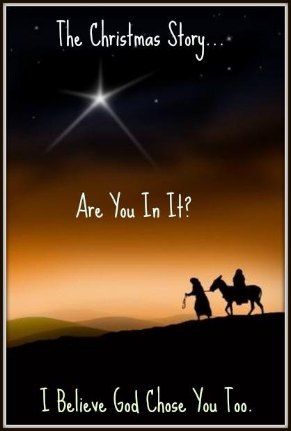 The Christmas Story, Jesus' birth, faith, God,
