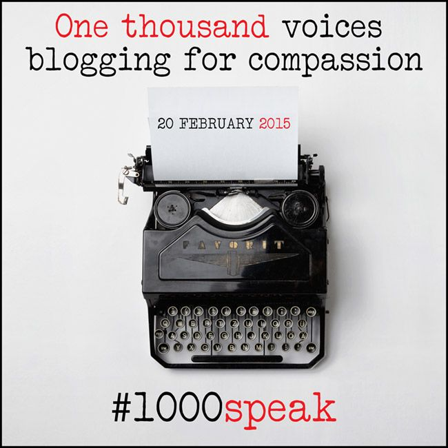 1000 Voices Speak…For Compassion