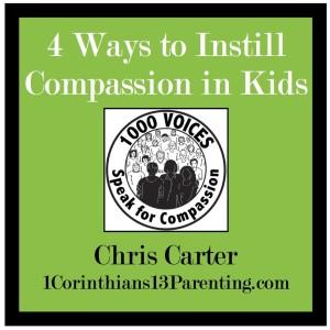 4 Ways To Instill Compassion in Kids