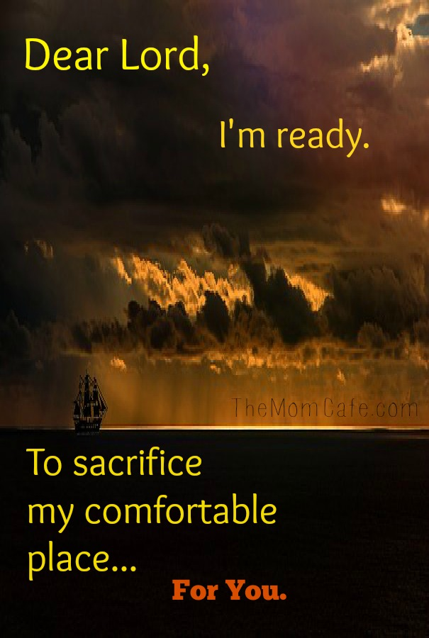 Dear Lord I'm Ready