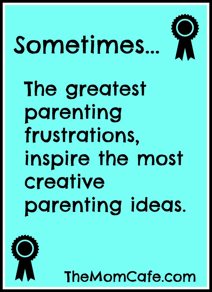 Here's to- Creative Parenting!