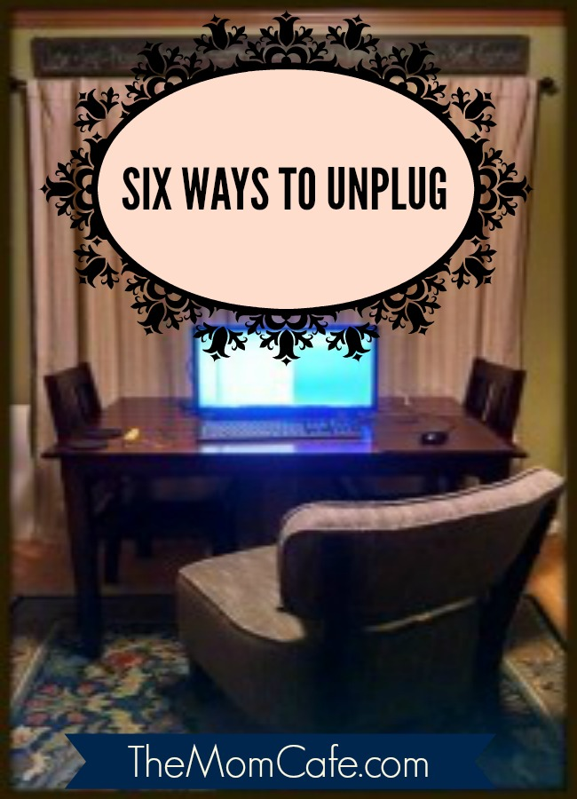 Six Ways To Unplug This Summer