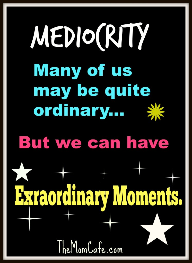 The Mess of Mediocrity