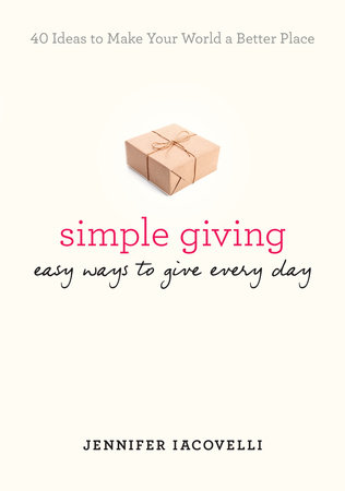 """Simple Giving"": A Purposeful Purchase"