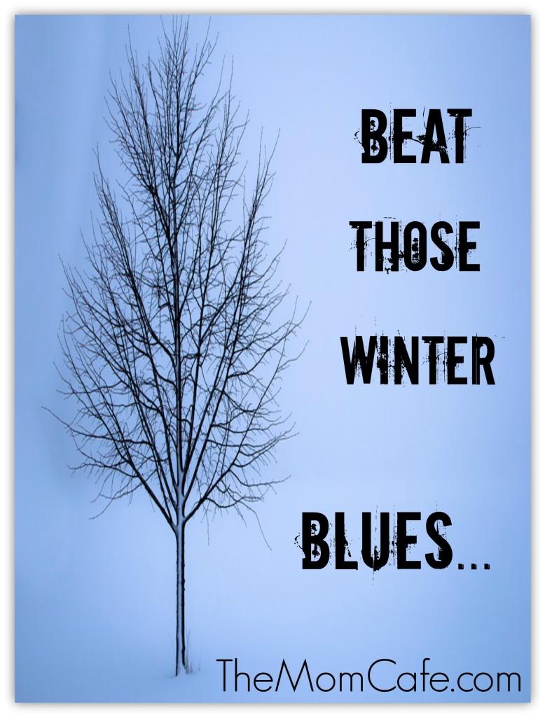 winter blues, SAD, Seasonal affective disorder, sadness, encouragement
