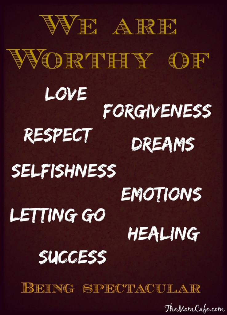 One Word For The Year: Worthy