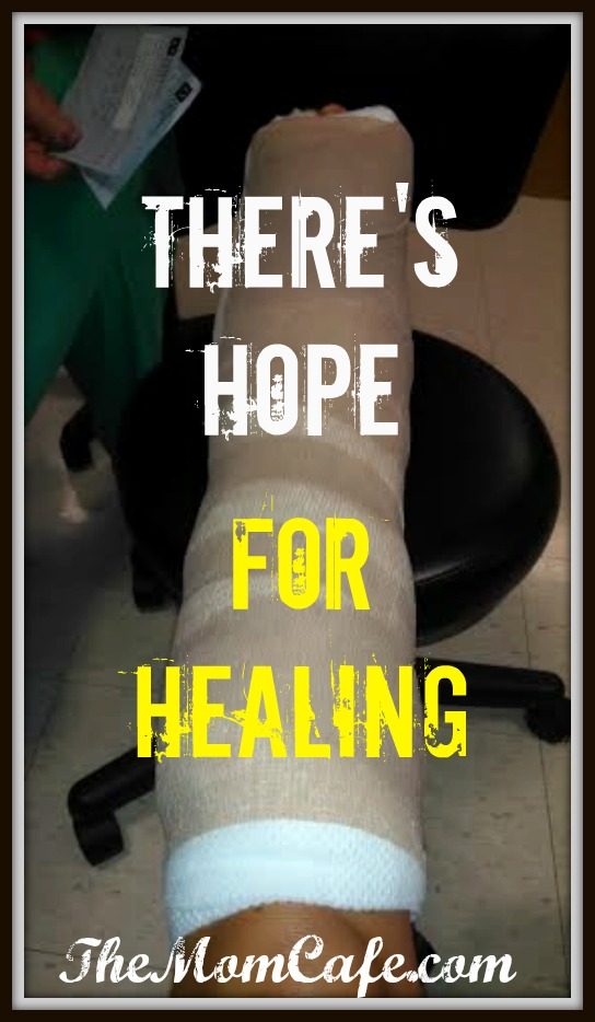 There's Hope For Healing