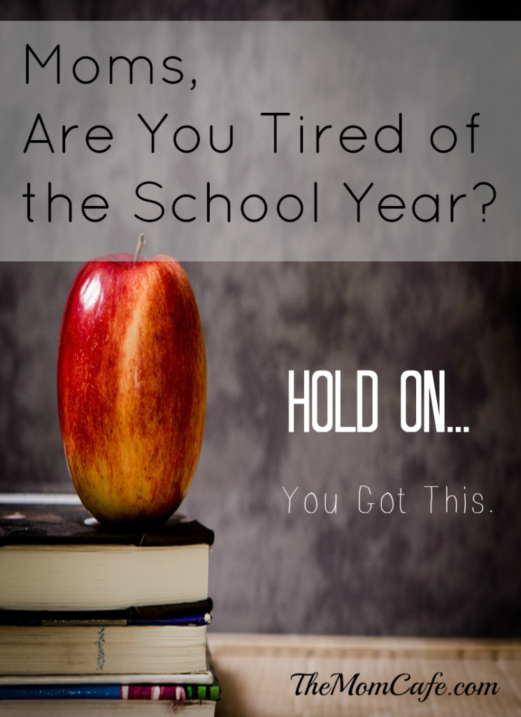 Moms, Are You Tired of the School Year?