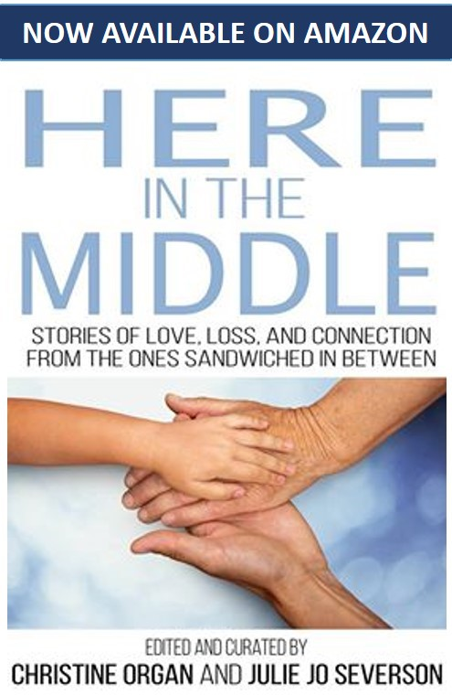 Book, Caring for parents, sandwich generation