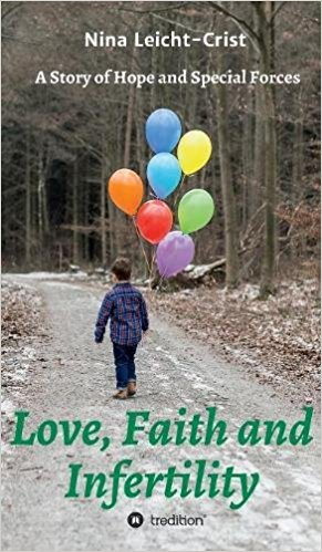 Love Faith and Infertility Book Memoir