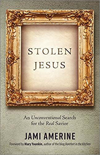 Stolen Jesus Book about the real Jesus. Christianity and inspirational quotes about faith