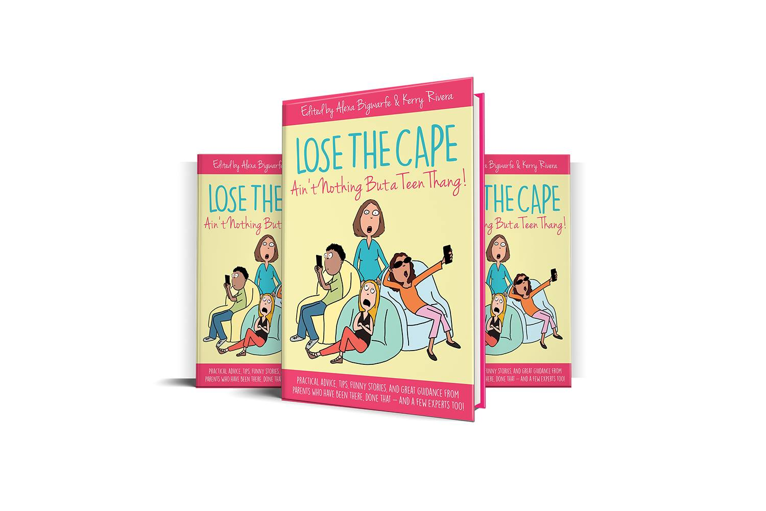 A book about raising teens, Helpful advice and guide to raising teenagers! #book #teens #parenting
