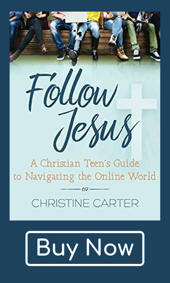 Follow Jesus by Christine Carter
