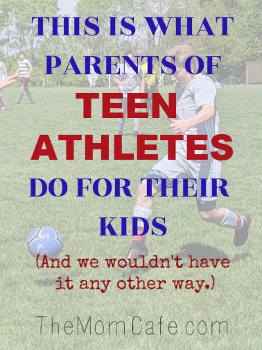 Parents of Teen Athletes